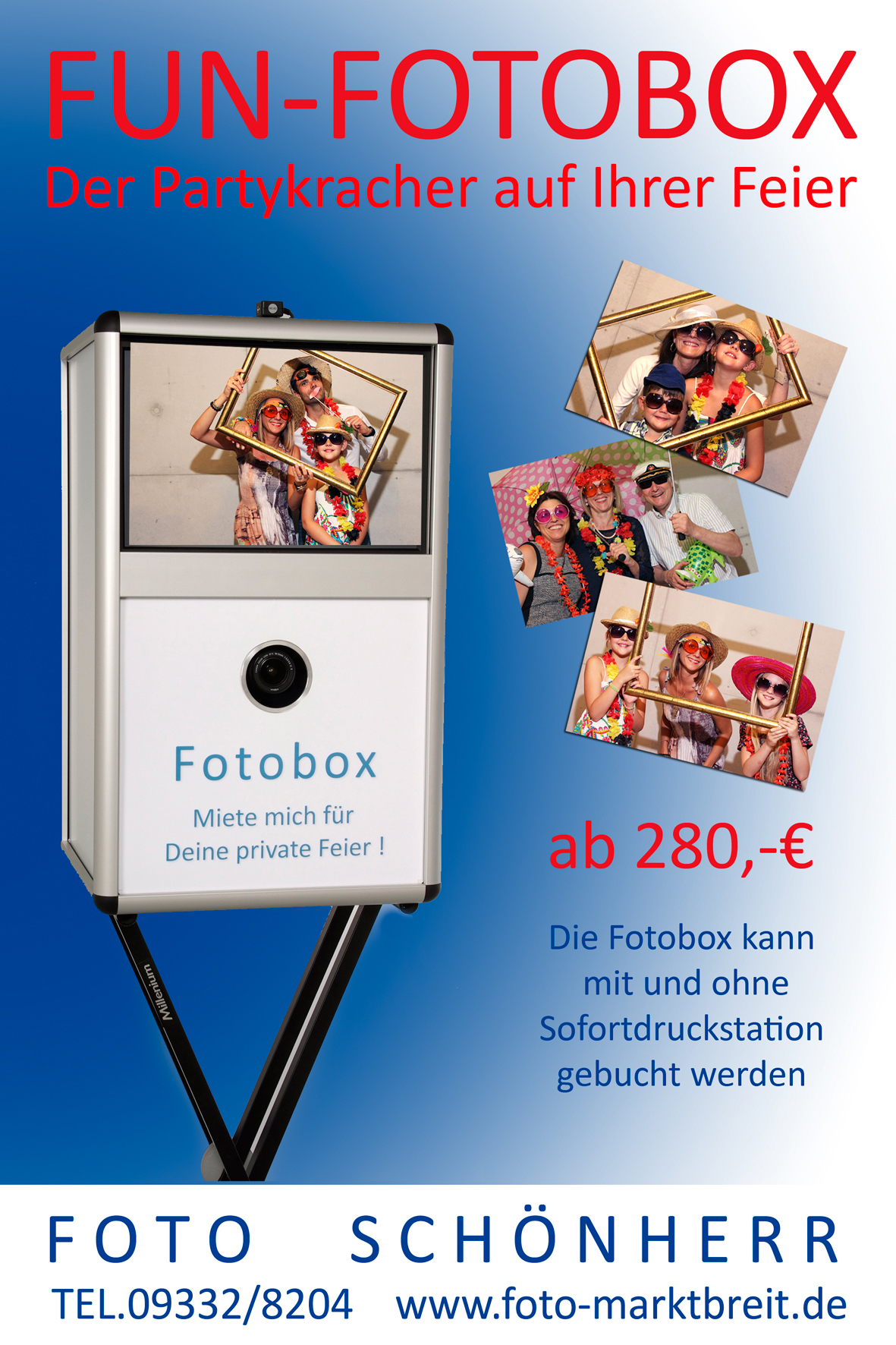Fun-Fotobox